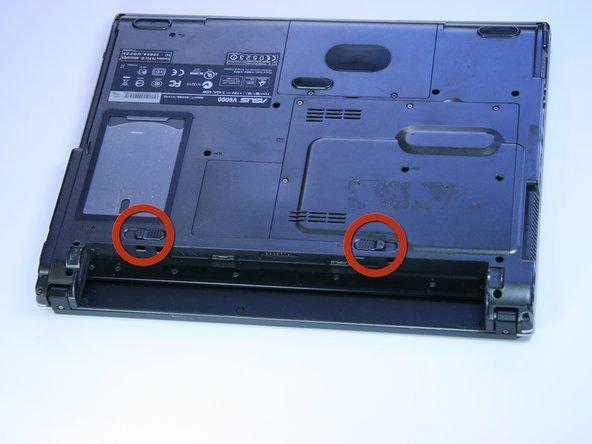 جداسازی باتری لپتاپ