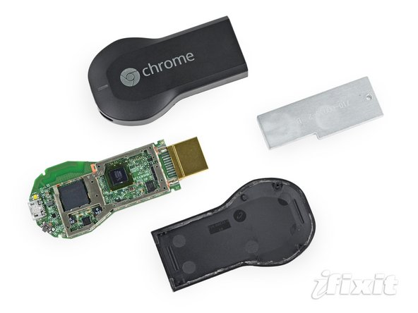 Google Chromecast Teardown