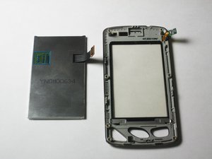 Installing LG Chocolate Touch VX-8575 LCD Screen