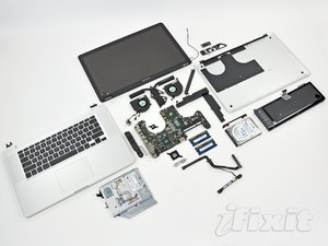 "MacBook Pro 15"" Unibody Early 2011 Teardown"