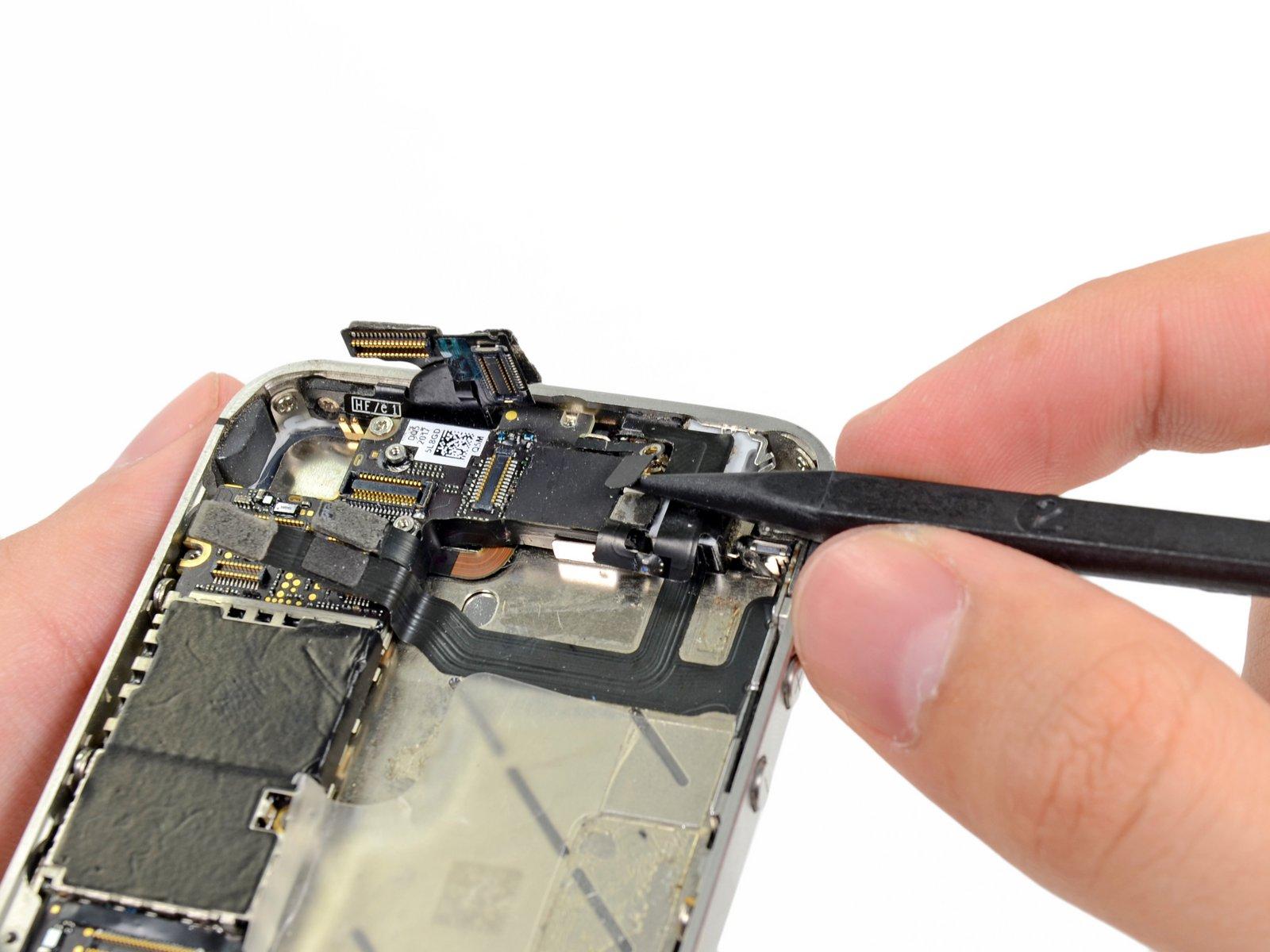 Почему дёргается экран на айфоне