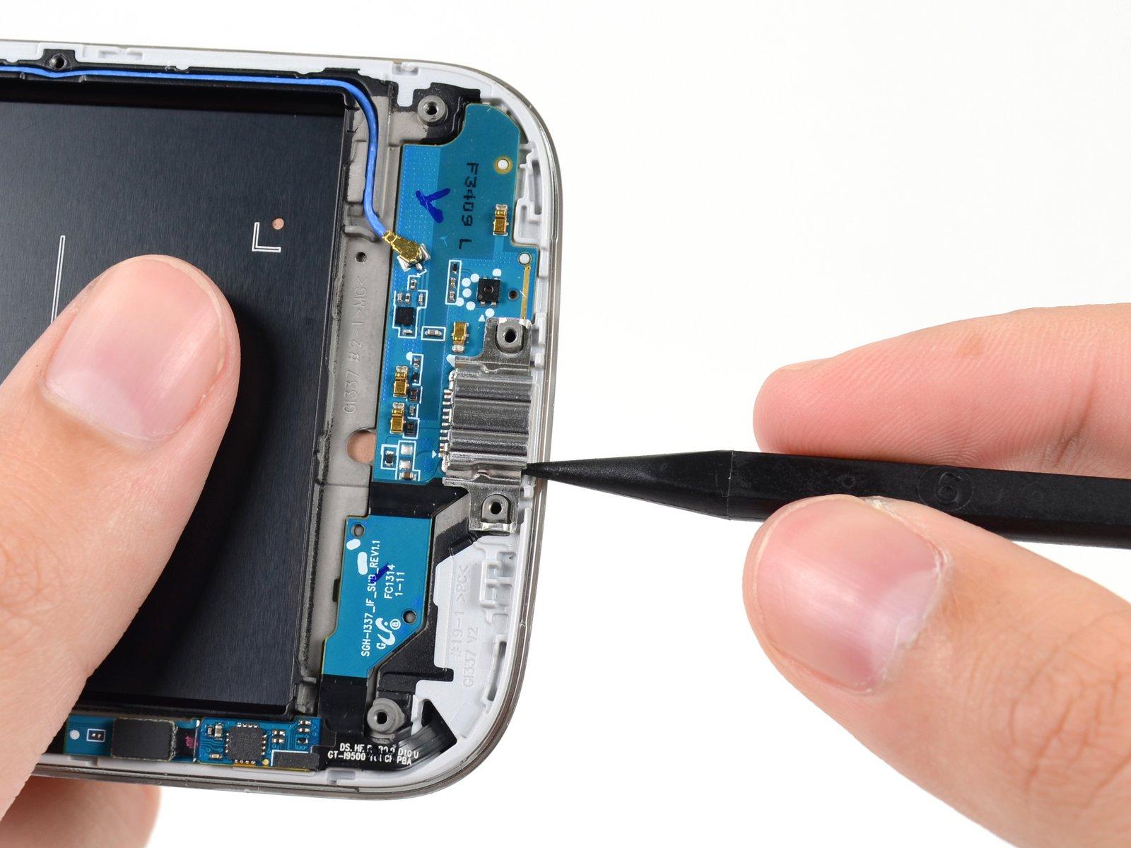 Замена разъема зарядки телефона 45