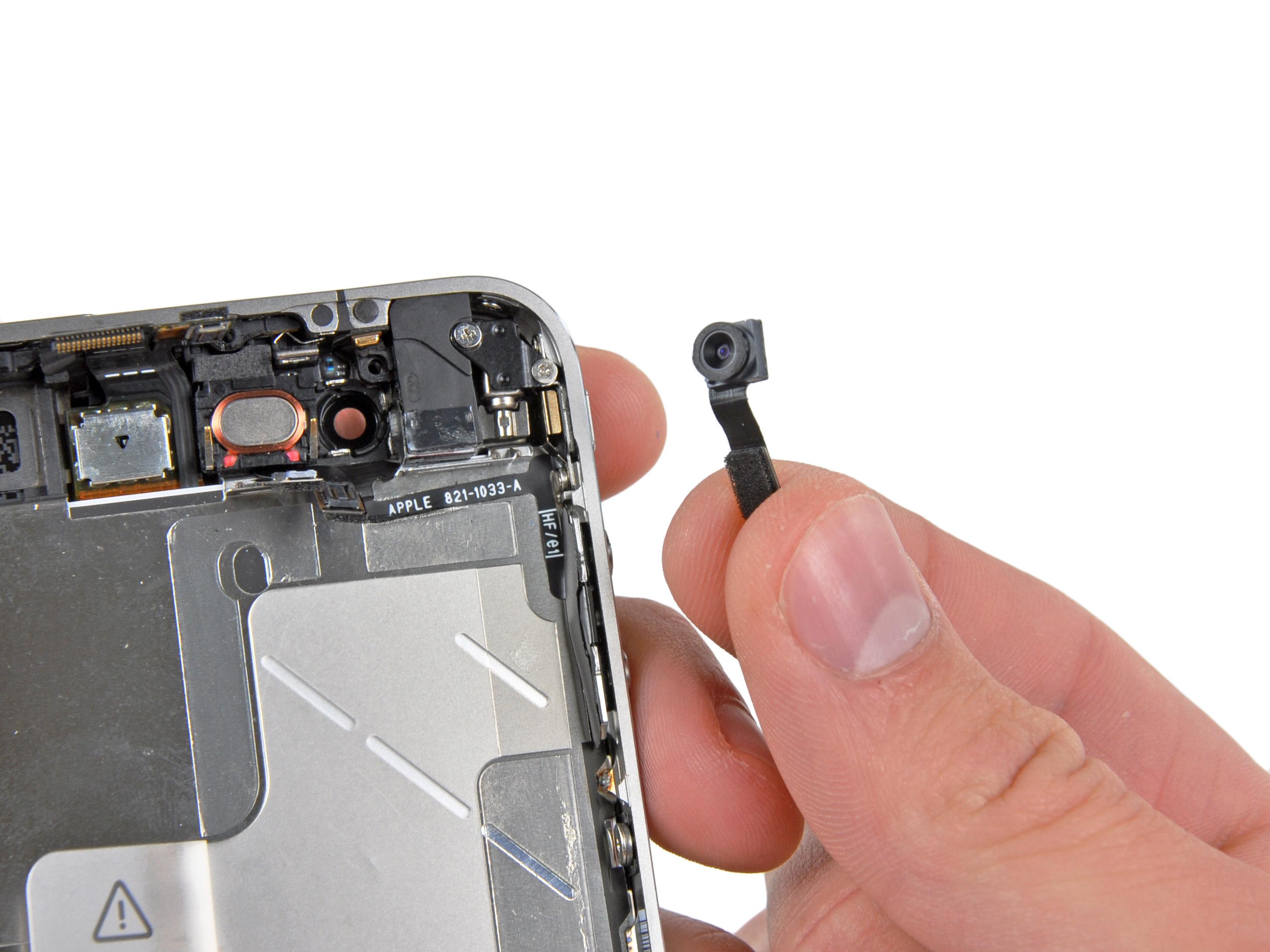 Почему на айфоне не работает камера фронтальная