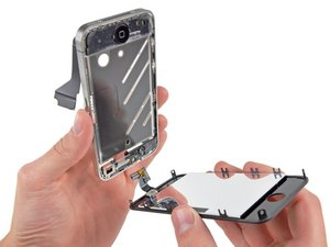 Installing iPhone 4 Display Assembly Replacement