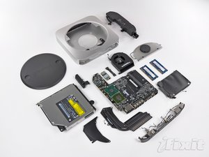 Mac Mini Mid 2010 Teardown