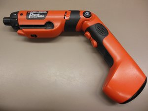 Black and Decker Pivot Plus PD600
