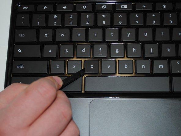 تعویض دکمه های کیبورد