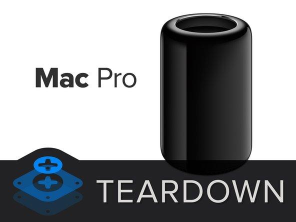 iFixit rozebírá Mac Pro