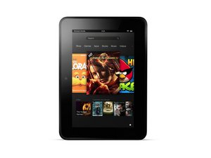 Kindle Fire HD Repair