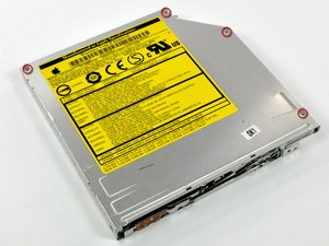 Optical Drive Disc Removal Technique, or Foreign Object Removal