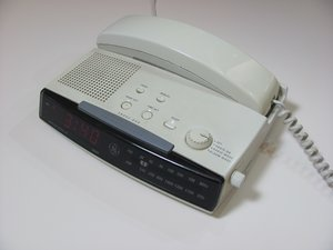 General Electric Telephone 2-9710A