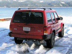 1997-2001 Jeep Cherokee Repair
