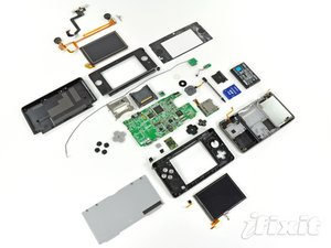 Nintendo 3DS Teardown