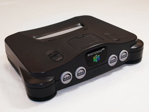 Nintendo Game Console Repair