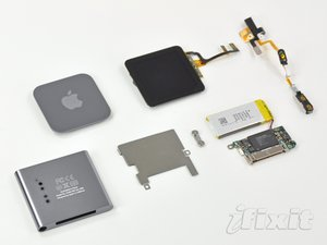 iPod Nano 6th Generation Teardown