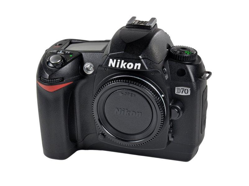 Nikon D70 Repai... D70 Nikon
