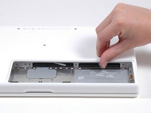 Installing MacBook Core 2 Duo RAM