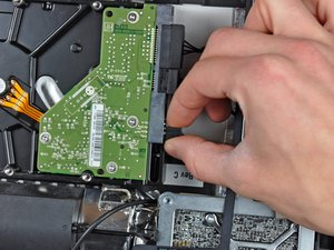"iMac Intel 27"" EMC 2309 and 2374 Hard Drive Replacement"