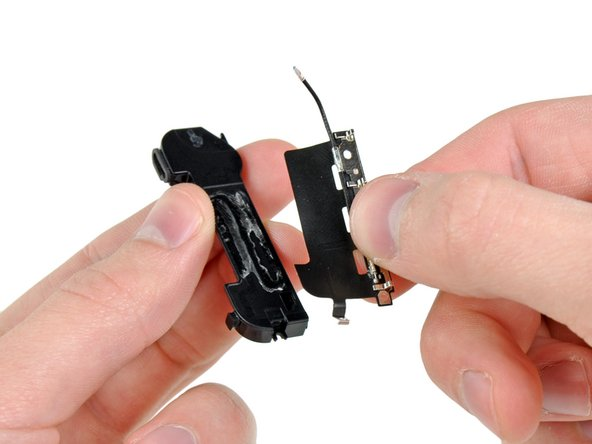 Как заменить антенну на iphone 4s