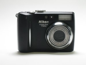 Nikon Coolpix 7900 Repair
