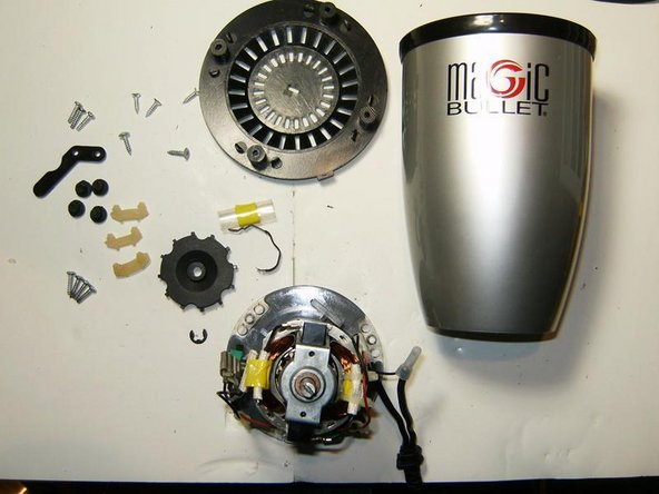 magic bullet repair