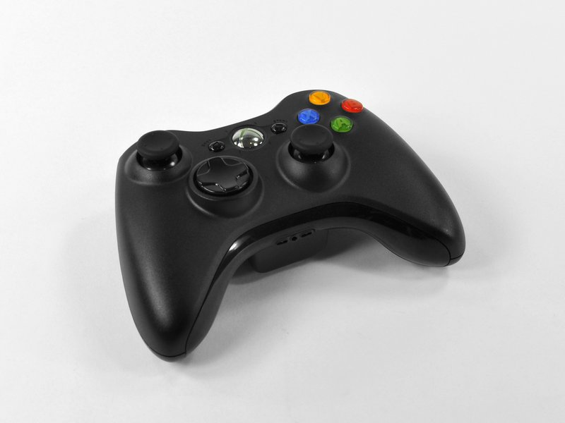 how to fix xbox 360 controller analog stick loose