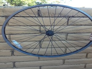 Removing Spokes from Rim