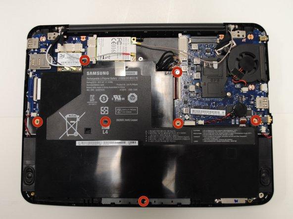 تعویض باتری لپتاپ 3