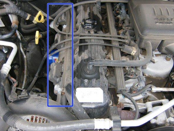 2000 Jeep Grand Cherokee Spark Plug Change Ifixit