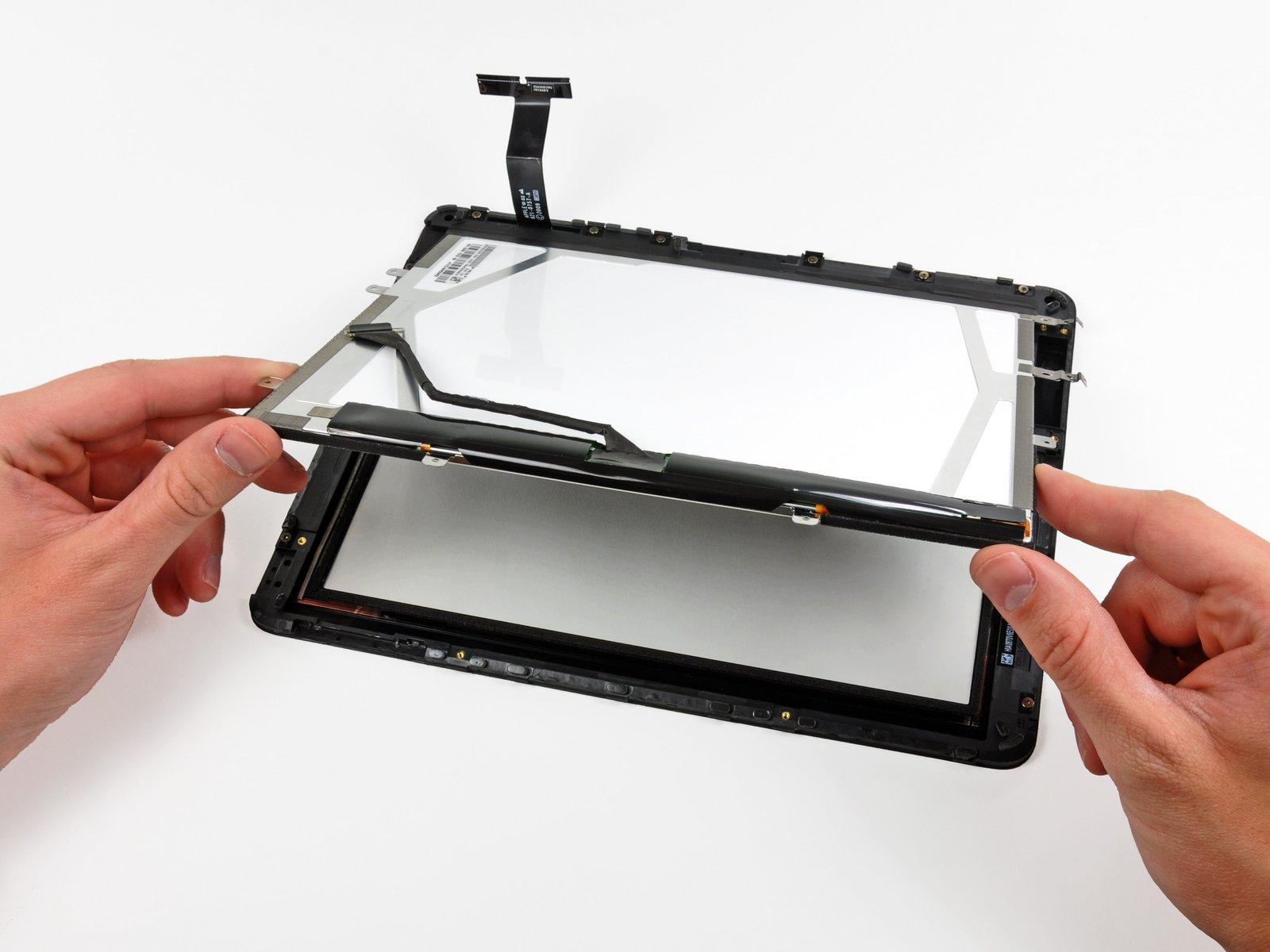Сенсорный экран для ноутбука своими руками