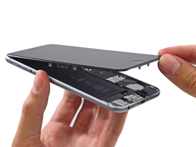 Desmontaje del iPhone 6 - iFixit