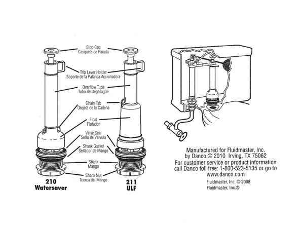 Toilet Flush Valve Seal Replacement Ifixit