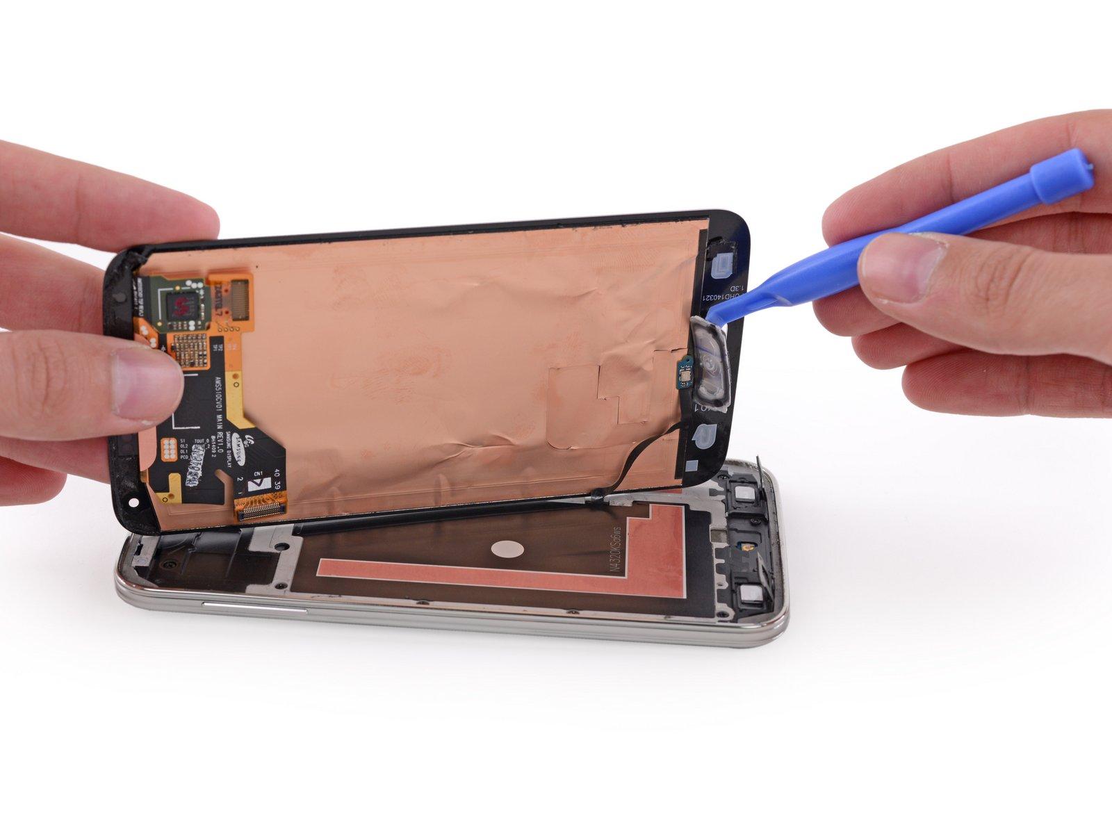Samsung Galaxy S5 Teardown - iFixit