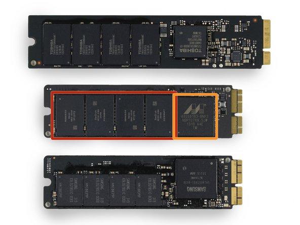 Новое семейство SSD-гаджетов от Samsung