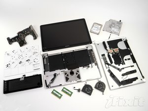 "MacBook Pro 15"" Unibody Mid 2012 Teardown"