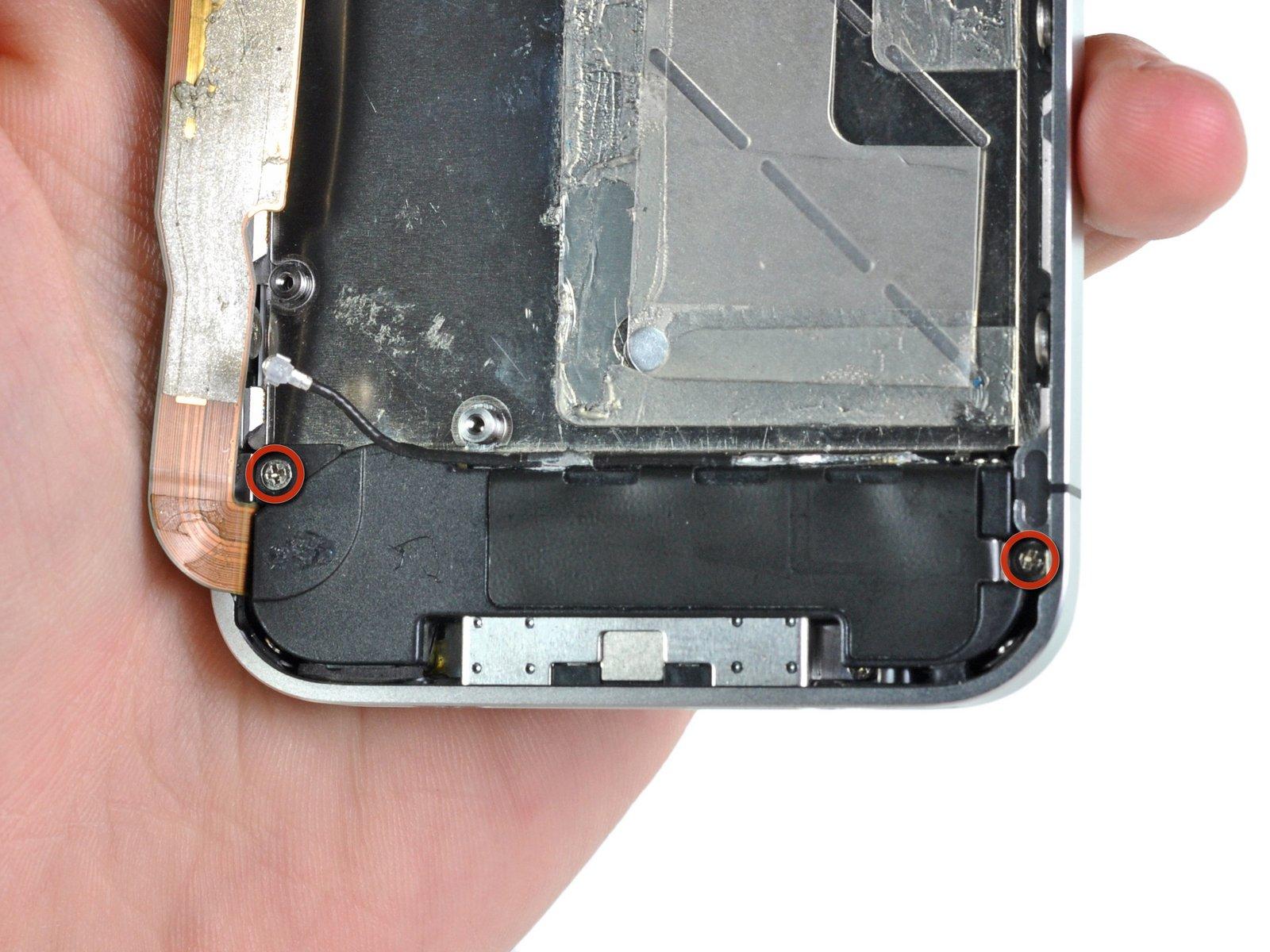 Замена дисплея iphone 4 своими руками видео