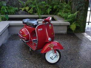 Vespa Large Frame Repair