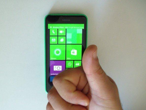Как сделать скриншот на nokia lumia 730