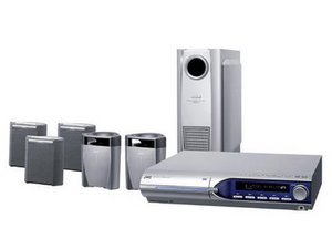 JVC TH-M303 Home Theater System