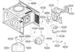 oven wiring schematic with How Do You Change The Light Bulb On A Ge Microwave Oven Je1590sc on Viewit also Eps Wiring Diagrams also Whirlpool Microwave Oven Wiring Diagrams in addition Bmw 335i Fuse Box Diagram 2003 likewise Infmicrowaveinstallation.