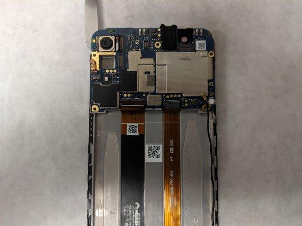 Asus ZenFone 5 Motherboard Replacement