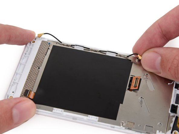 Fairphone 1 Display Assembly Replacement