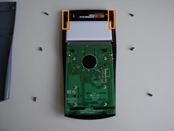 Image 2/2: Congratulations! You have replaced the battery.
