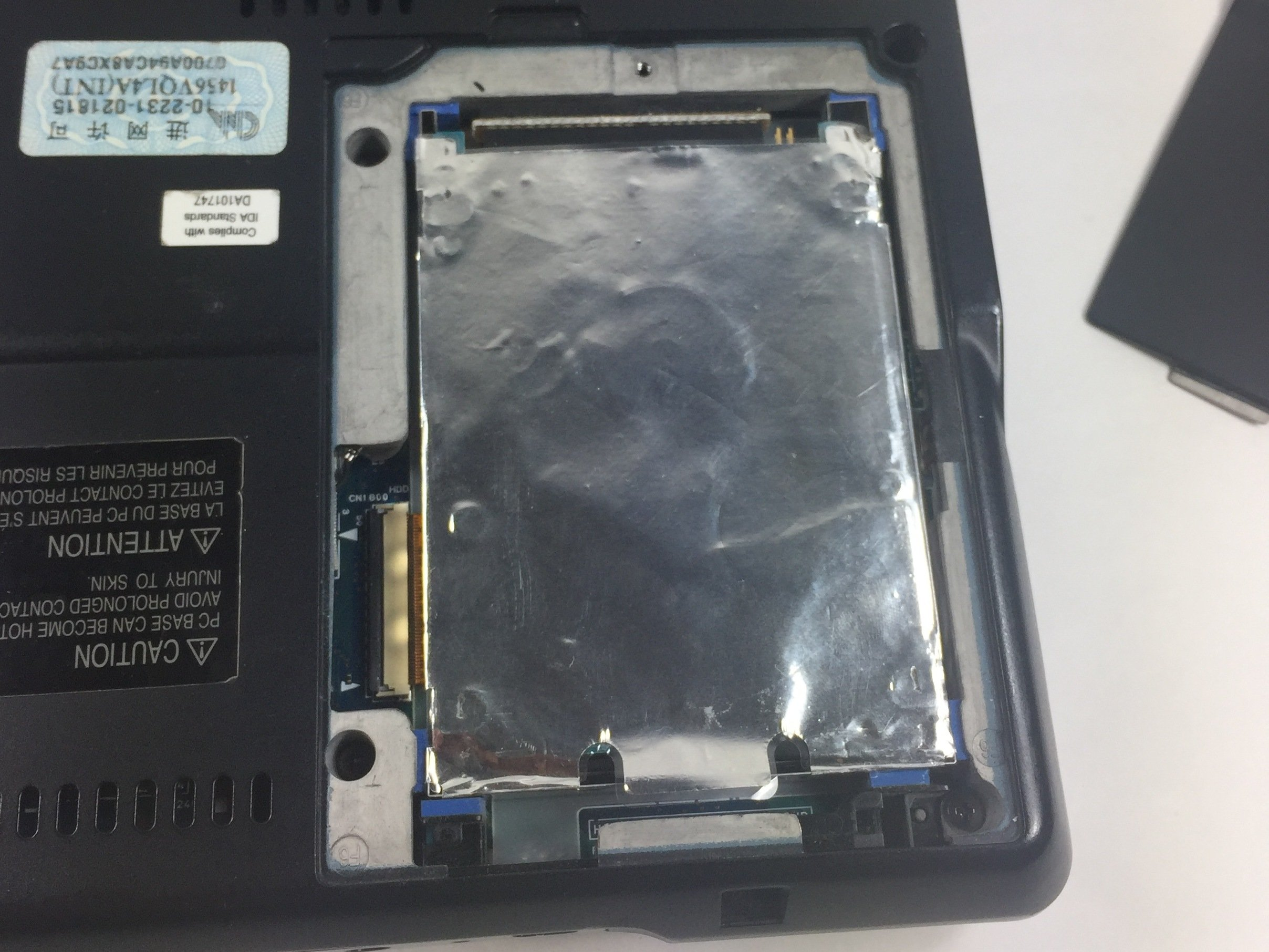 Toshiba Satellite R15-S829 Hard Drive Replacement - iFixit Repair Guide