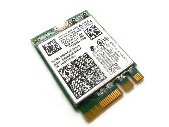 Acer Chromebook CB3-111-C670 WLAN Chip Replacement