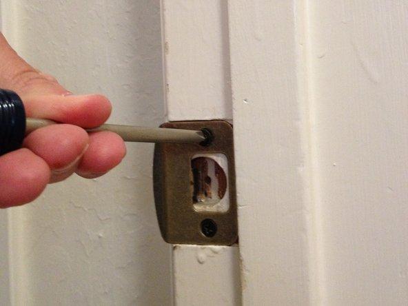 How to Fix a Rattling Door & How to Fix a Rattling Door - iFixit