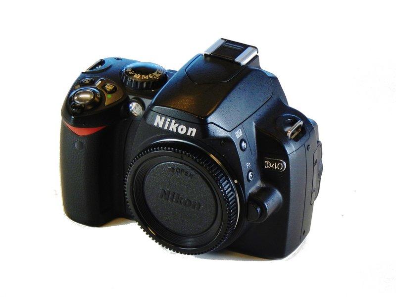nikon d40 troubleshooting ifixit rh ifixit com Nikon D40 Camera Lens nikon d40x user guide pdf