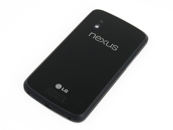 Google chose LG as its design partner to manufacture the newest Nexus phone. For all of their hard work, LG gets their logo on the back of the phone (and probably a decent boost in sales revenue).