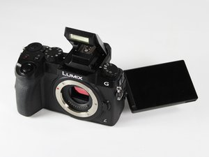 Panasonic Lumix DMC-G7 Repair