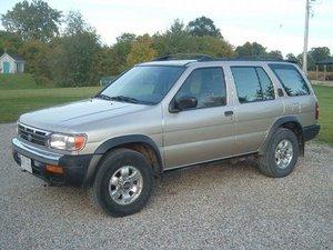 1995-2004 Nissan Pathfinder